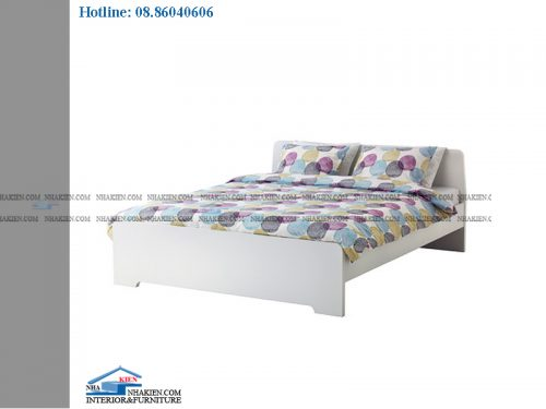 Giường không hộc kéo