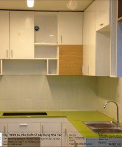 Thi công nội thất căn hộ First Home Quận 12
