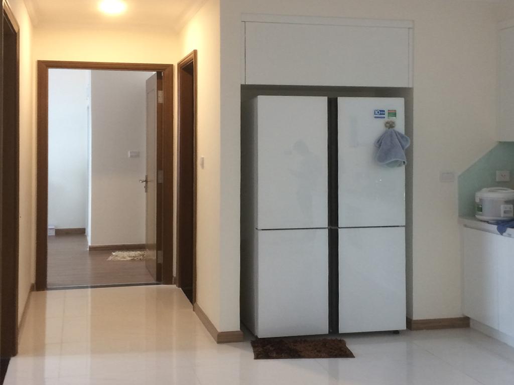 lối vào nội thất căn hộ