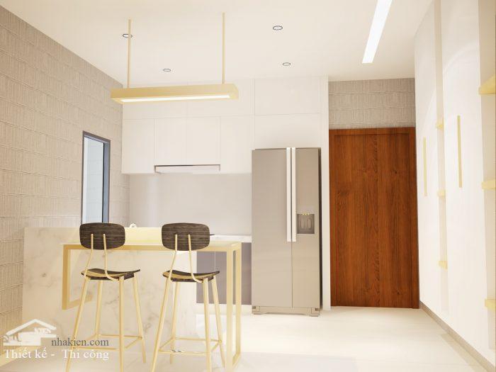 Thiết kế nội thất căn hộ Palm Heights NKPH01