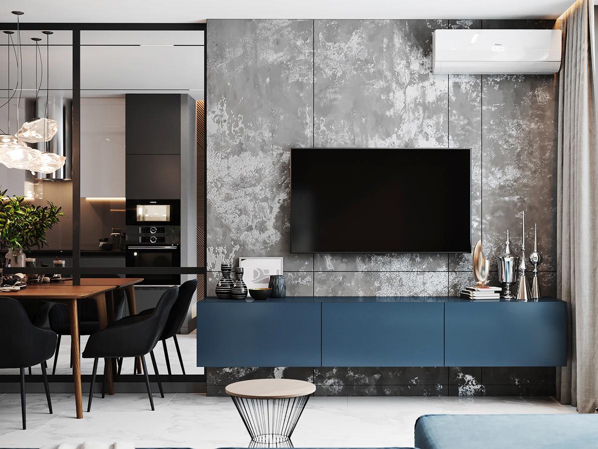 Phong cách thiết kế nội thất phổ biến hiện nay